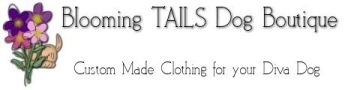 blooming tails dog boutique